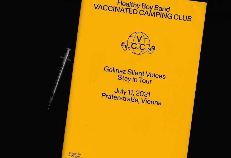 Gelinaz Vienna Silent Voices Shuffle Tour